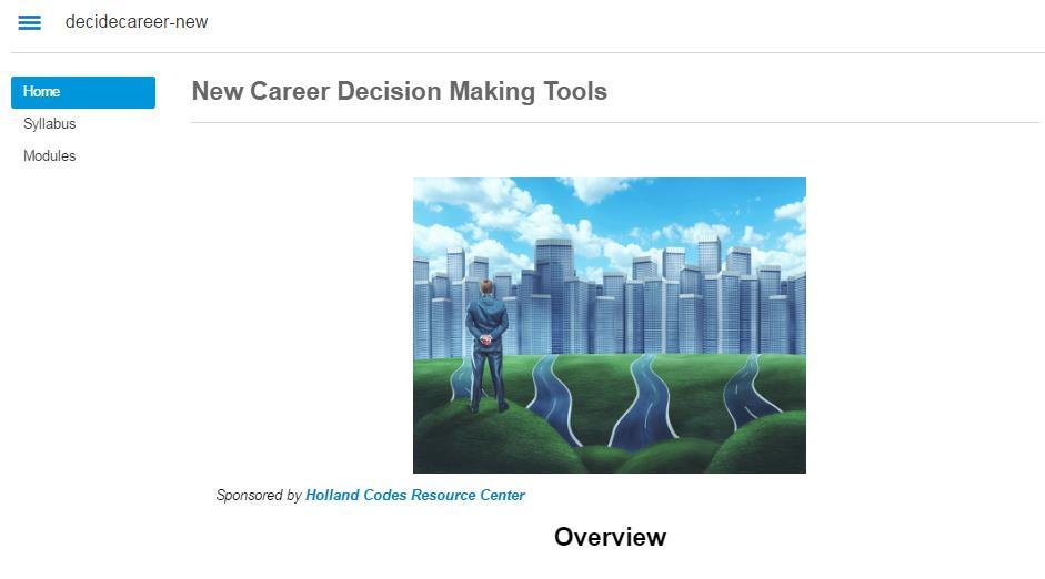 career-decision